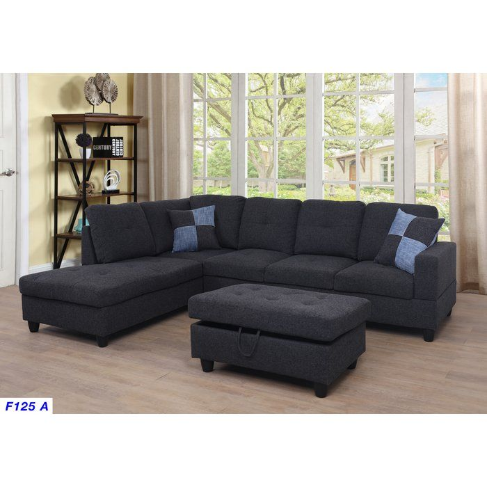 russ sectional with ottoman for the home sectional sofa sofa rh pinterest com