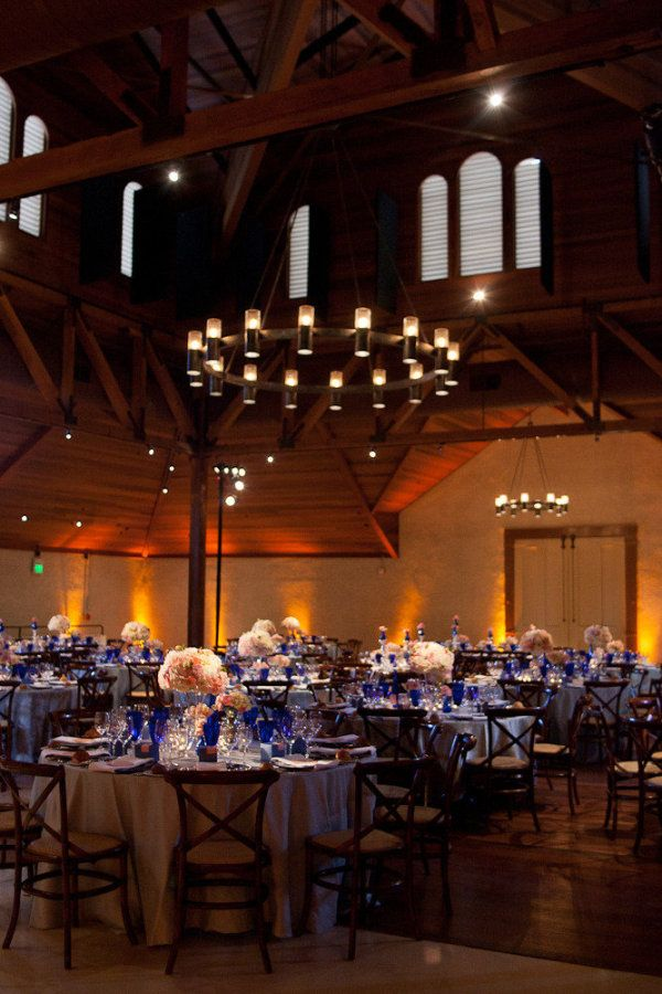 wedding locations north california%0A Rolufs check out all the cobalt blue accents in this vineyard wedding  amazing
