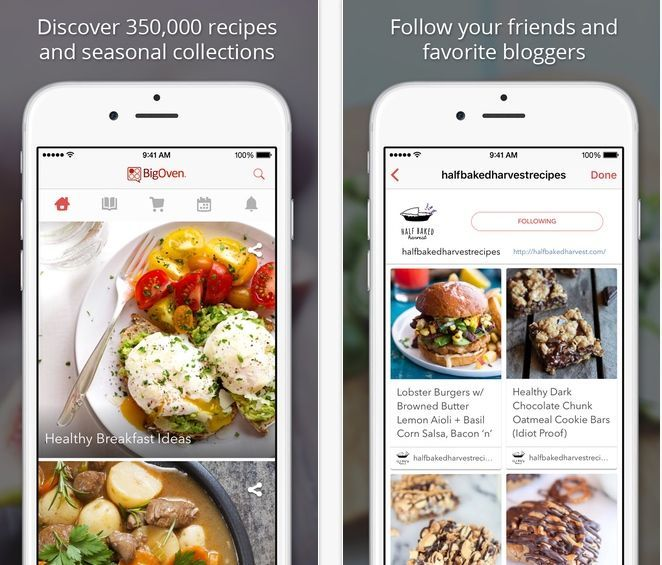 The 4 best meal-planning apps to use on-the-go.