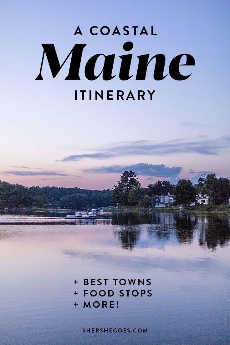 Uma viagem clássica por estrada no Maine: lagostas, faróis e vistas costeiras   – Jetsetter.