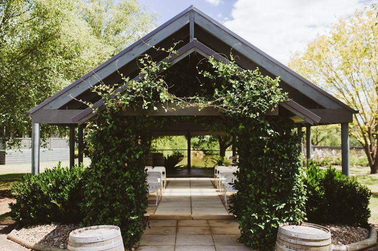 Garden Chapel - Wedding Ceremony