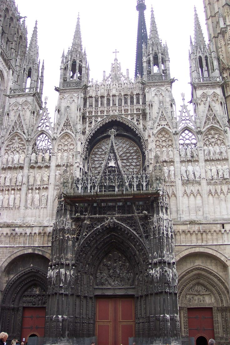 Rouen (France) Cathedral