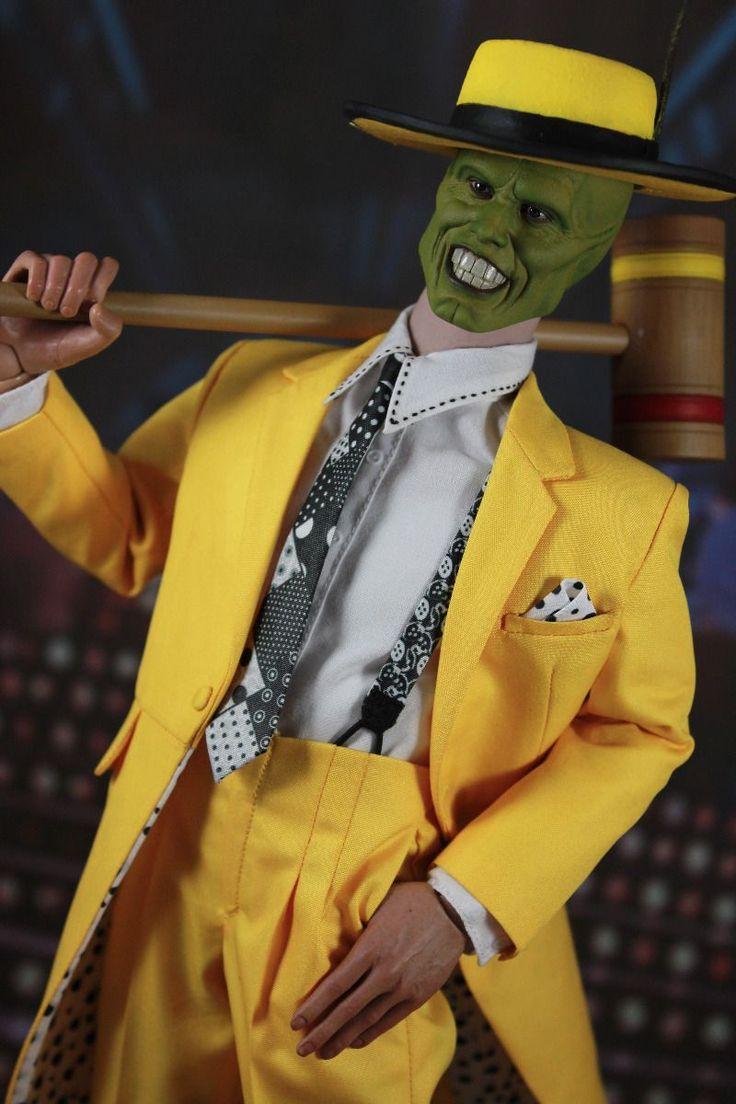 Oltre 25 fantastiche idee su Jim Carrey The Mask su Pinterest