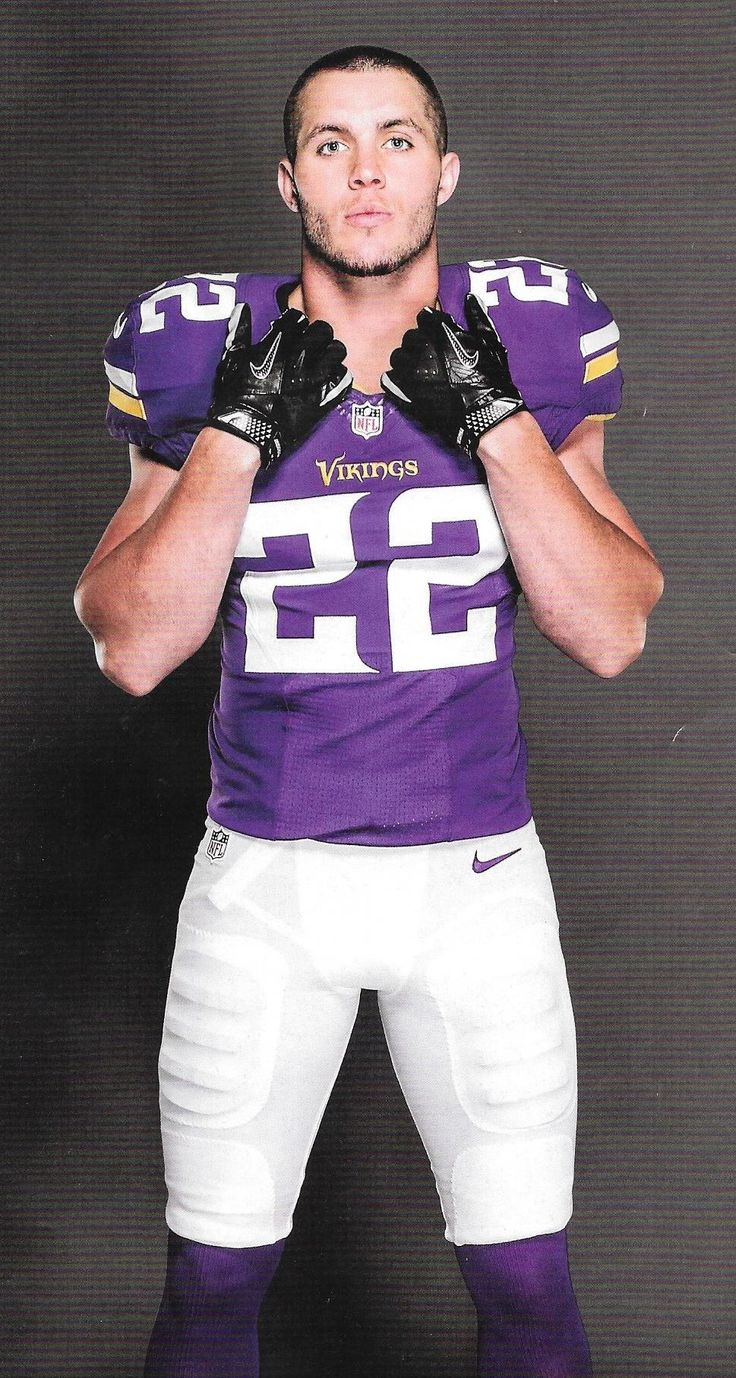 Harrison Smith. Minnesota Vikings. Safety. Love this guy!!!