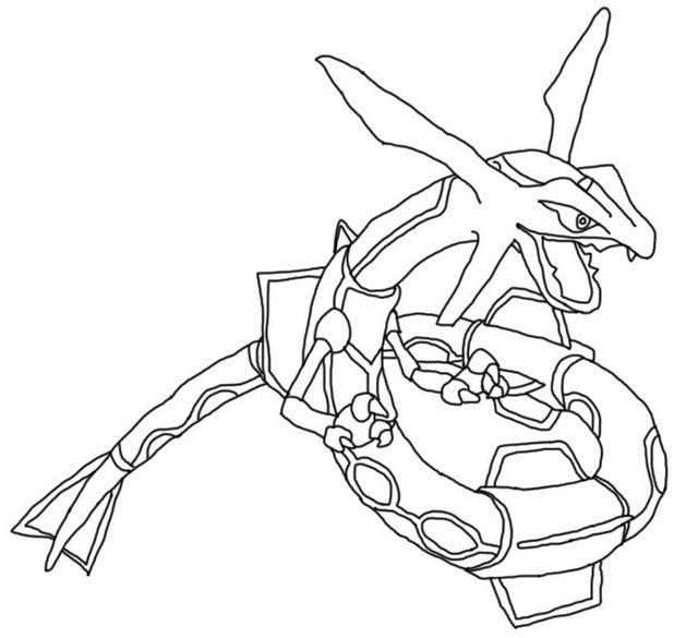 Rayquaza Dragon Coloring Page Dragon Coloring Page Pokemon Coloring Pages Coloring Pages