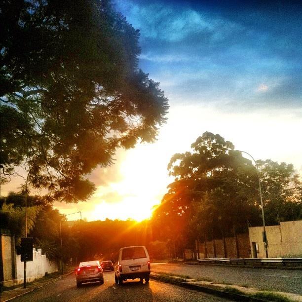 Johannesburg - Sunrise - Photo Shared By @Jeemersan
