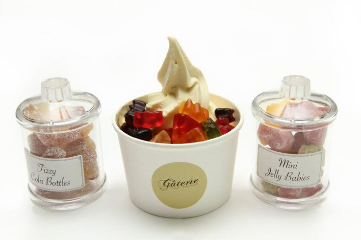 Gaterie | Frozen yogurt shops | Pinterest