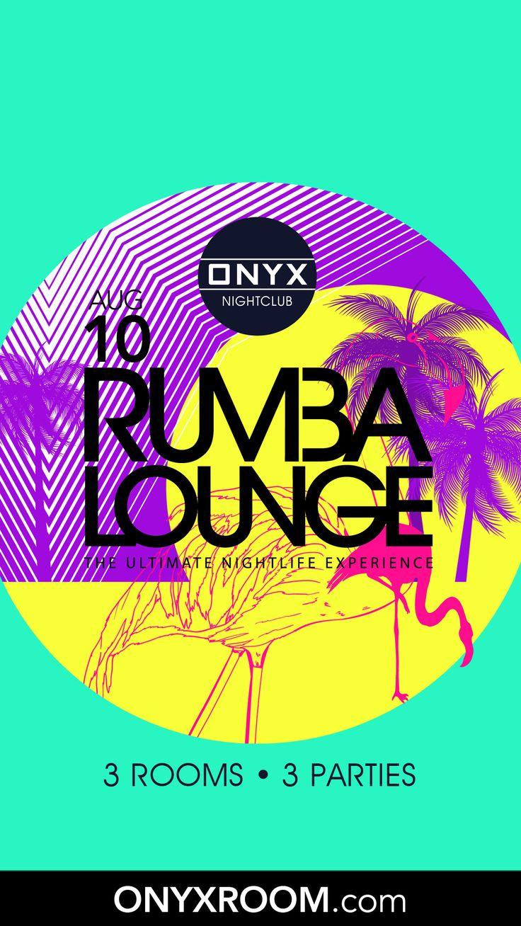 Room Design Layout Templates: Tags: Flyer, Design, Template, Onyx Room, Rumba, Nightclub