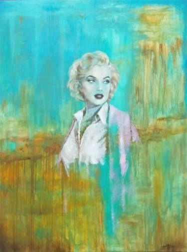 "Saatchi Art Artist Andrelli Andrelli; Painting, ""Hommage á Pop Art"" #art"