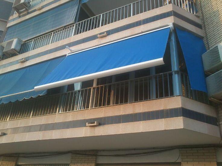 Toldo para balcón