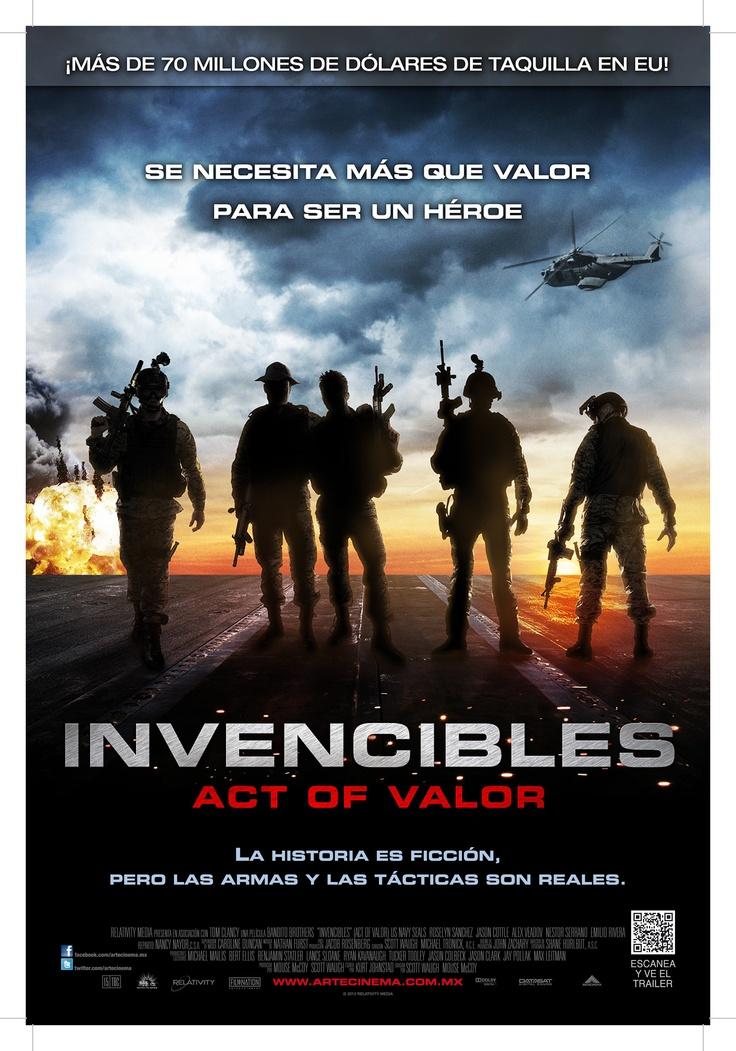 Los Invencibles (Act Of Valor)