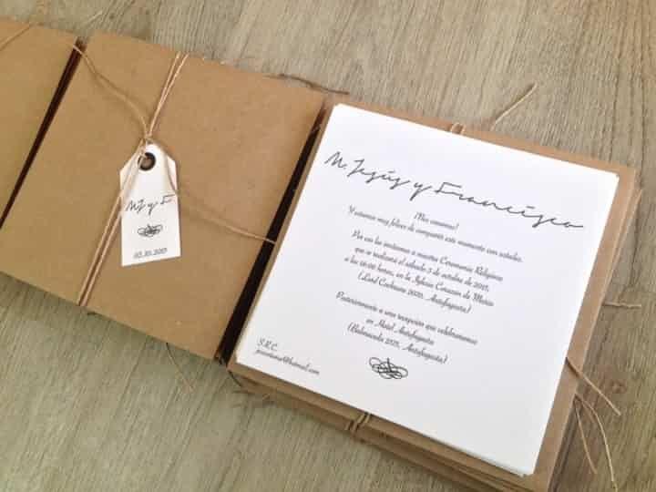 En un matrimonio todos los detalles cuentan. ¡Sorprende a tus invitados al recibir el parte de matrimonio! No te pierdas las lindas ideas que tenemos para tu inspiración.