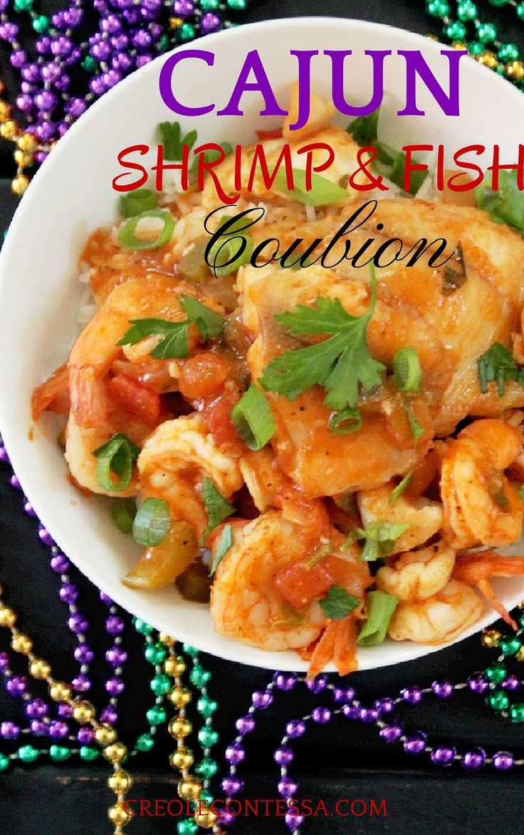 102 best fat tuesday images on pinterest ina garten for Cajun fish recipes
