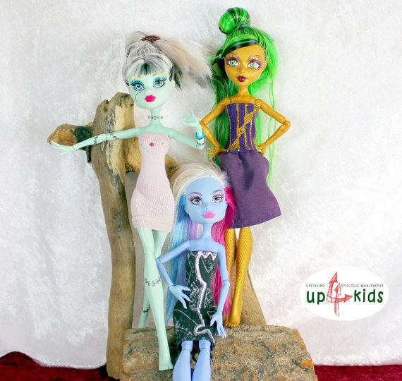 monster high kleider
