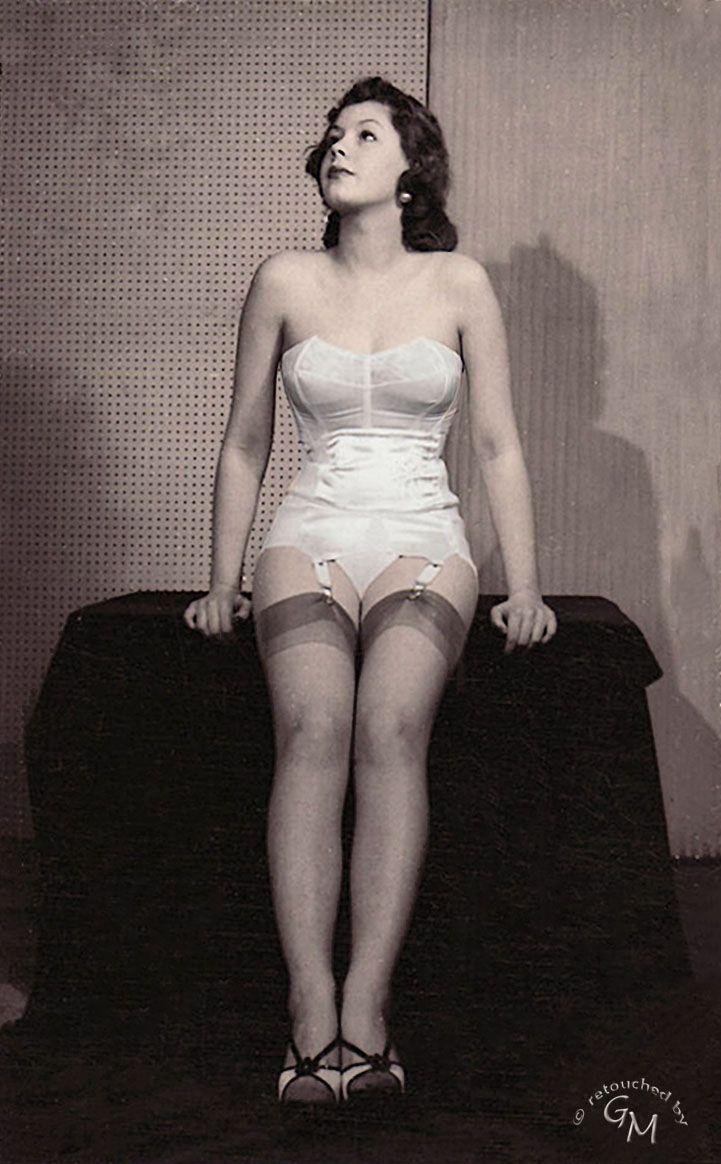 bottom less girdles