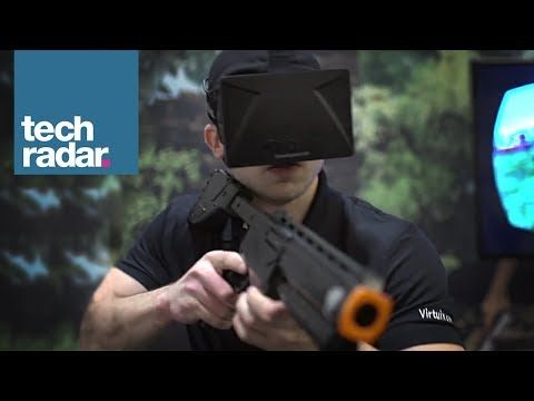 The Omni Treadmill is one of the most advanced virtual reality gaming systems. Especially when paired with the forthcoming Oculus Rift. It won't belong before you could actually walk around in your favorite games!