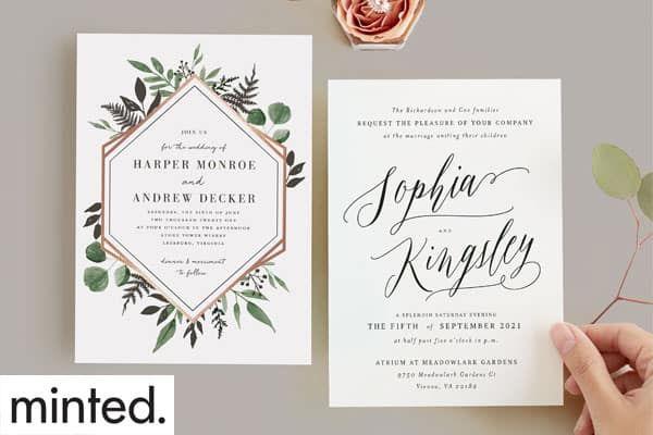 500 Minted Gift Card Sweepstakes Weddingvibe Com In 2020 Wedding Website Free Wedding Giveaways Wedding Stationery Design