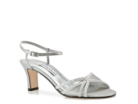 My wedding shoes - $25 from dsw. Got them in the slate ...