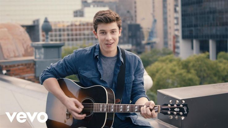 the first shawn mendes song i ever heared