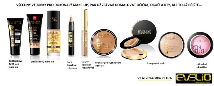 dokonalý make-up
