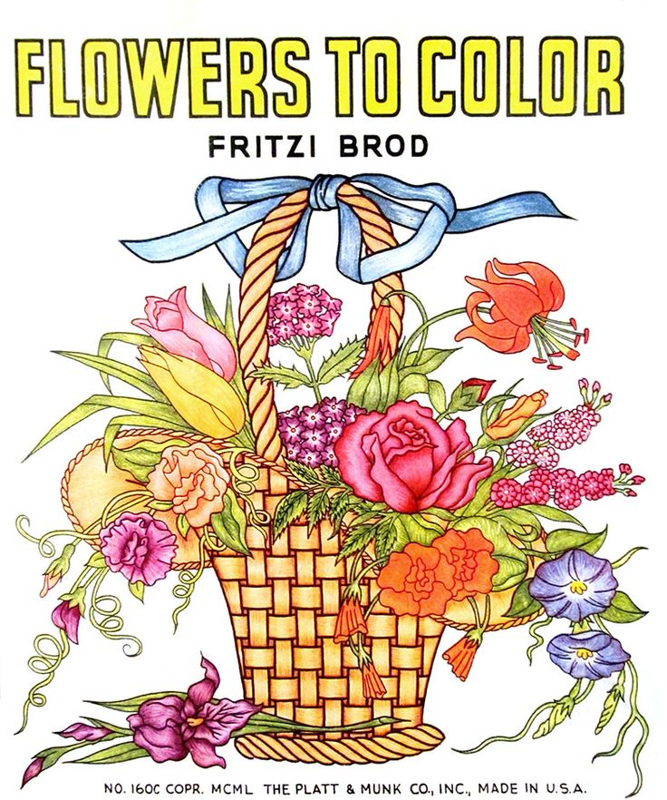 Art And Craft Flower Basket