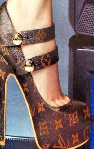 LUXURY.com: Luxury Designer Shoes - Louis Vuitton