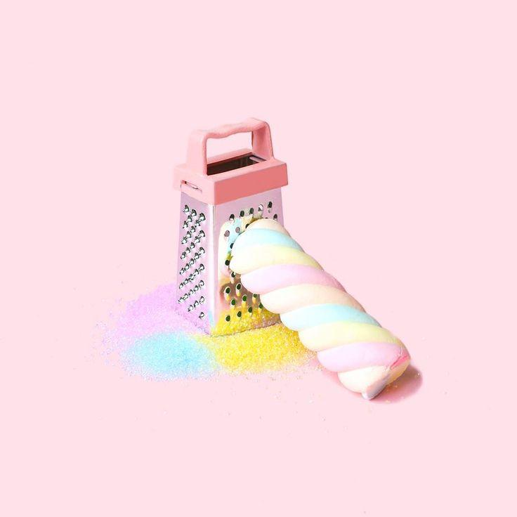 art direction | food styling still life photography - Marshmallow Sprinkle Sugar Maker