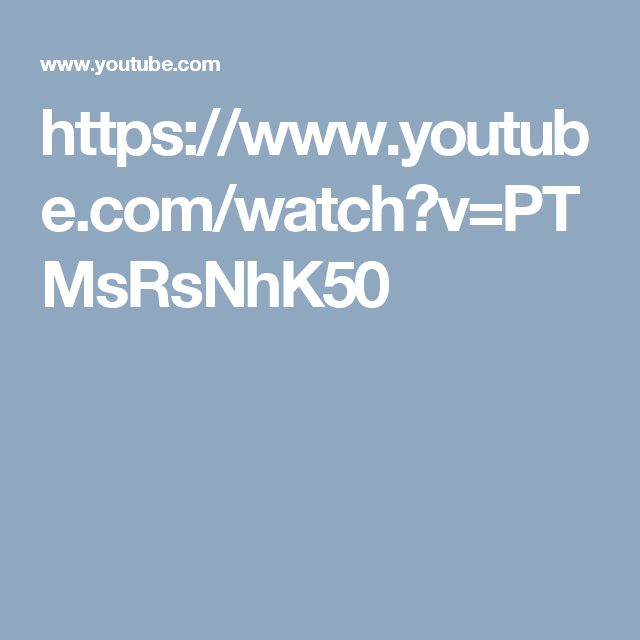 https://www.youtube.com/watch?v=PTMsRsNhK50