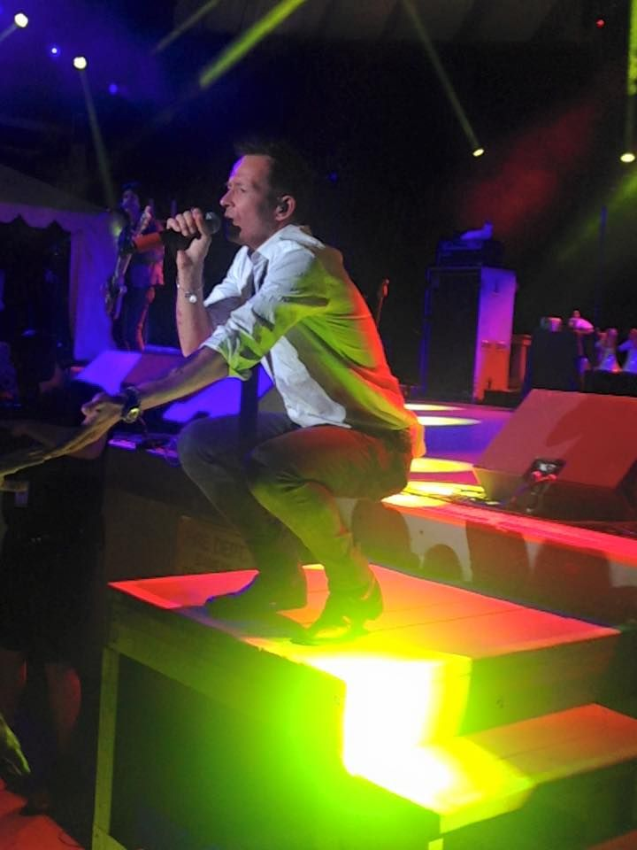 Aug. 29, 2015 SCOTT WEILAND & THE WILDABOUTS at the CNE Bandshell. Setlist: Crackerman (Stone Temple Pilots song) Modzilla, Amethyst, Meatplow (Stone Temple Pilots song) Youthquake, The Way She Moves, Big Bang Baby (Stone Temple Pilots song) Hotel Rio, Parachute, White Lightning, Vasoline (Stone Temple Pilots song) The Jean Genie (David Bowie cover) Dead & Bloated (Stone Temple Pilots song) Circles, Do It For The Kids (Velvet Revolver song) Unglued (Stone Temple Pilots song)
