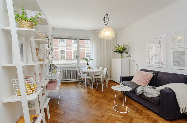 słodki apartament // sweet apartment
