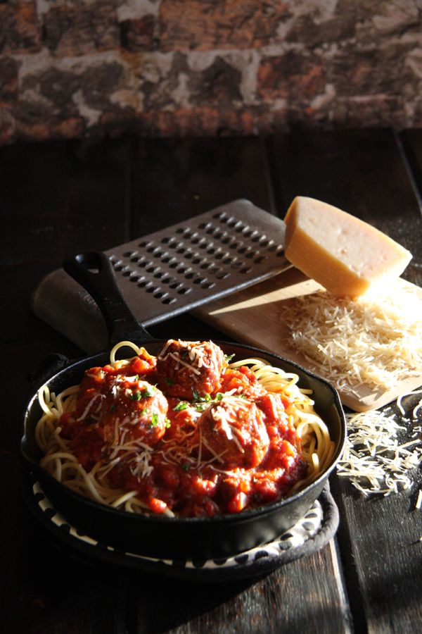 The Best Spaghetti and Meatballs 9 | The Hopeless Housewife®