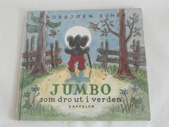 Jumbo som dro ut i verden - Thorbjørn Egner