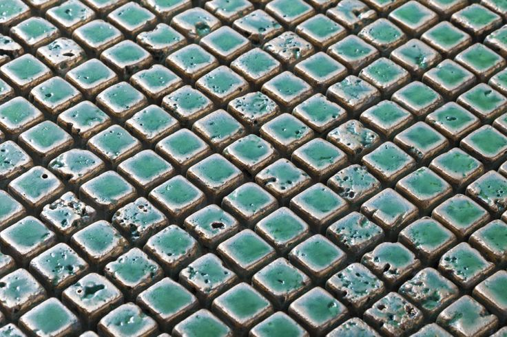 San Marco Collection. Mint. Turquoise Mosaic.