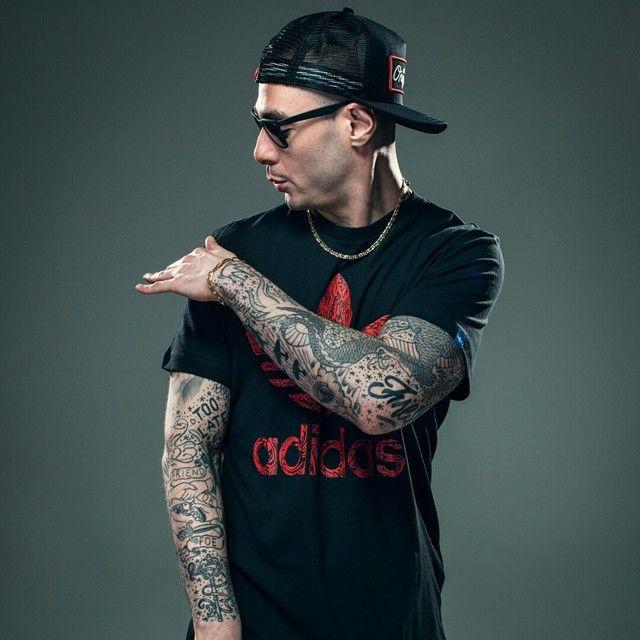 Fabri Fibra TattooStage.com - Rate & Review your tattoo artist and his studio. #tattoo #tattoos #ink
