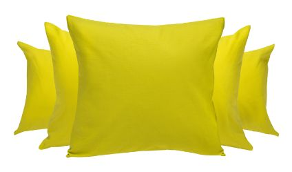 Set 2 Fundas Pistacho. Visítanos en tuakiti.com #fundaalmohada #pillowcase #decoracion #homedecor #hogar #home #habitacion #bedroom #tuakiti