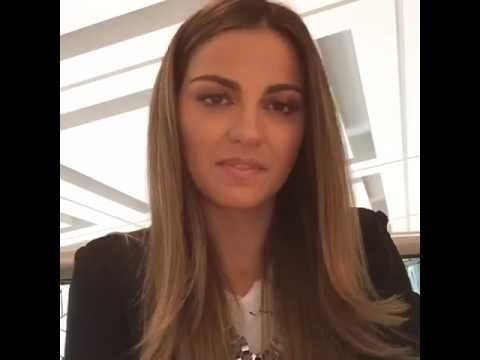 Maite Perroni en Facebook Live 16.07 (Caras Brasil)