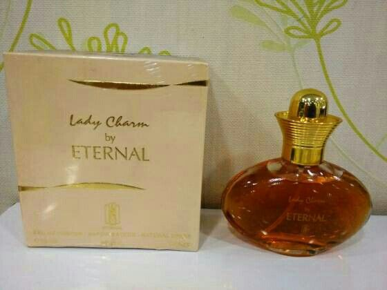 Check out Lady Charm by Eternal - Imported Perfumes from Dubai on Shopo - http://shopo.in/products/2283546?referrerid=540972&utm_source=Share&utm_medium=Android&utm_campaign=PDP&utm_content=MyProfile