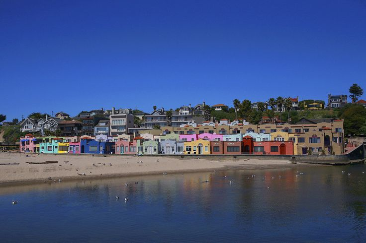 Capitola Beach - Santa Cruz - Best California Beach Nominee: 2015 10Best Readers' Choice Travel Awards