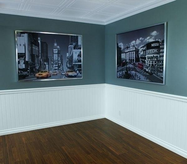 Les 25 meilleures id es de la cat gorie demi mur sur pinterest - Mur decoratif en mdf ...