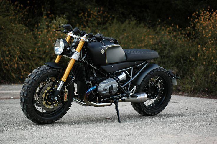 Lazareth Bmw R1200r Scrambler N 176 3 Motorcycles