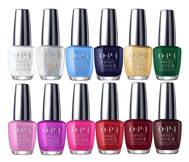 Opi The Nutcracker And The Four Realms Opi Infinite Shine The Nutcracker The Four Realms Collection Holiday 2018 Infinite Shine Nail Polish Opi Infinite Shine