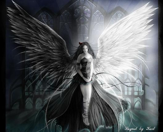 Dark Fairies and Angels | Dark Light Fairy; dark, Fairy, light