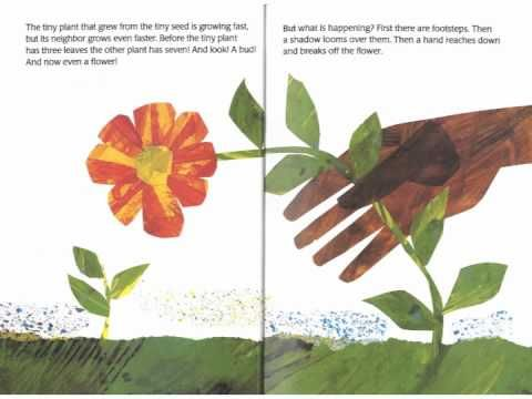The Tiny Seed by Eric Carle - YouTube