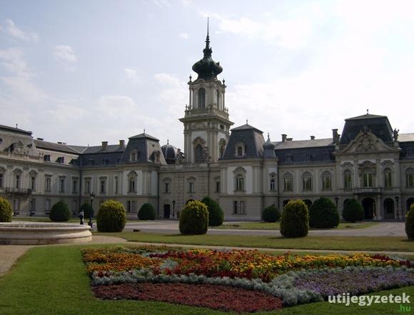 Festetics-kastély - Keszthely, Hungary