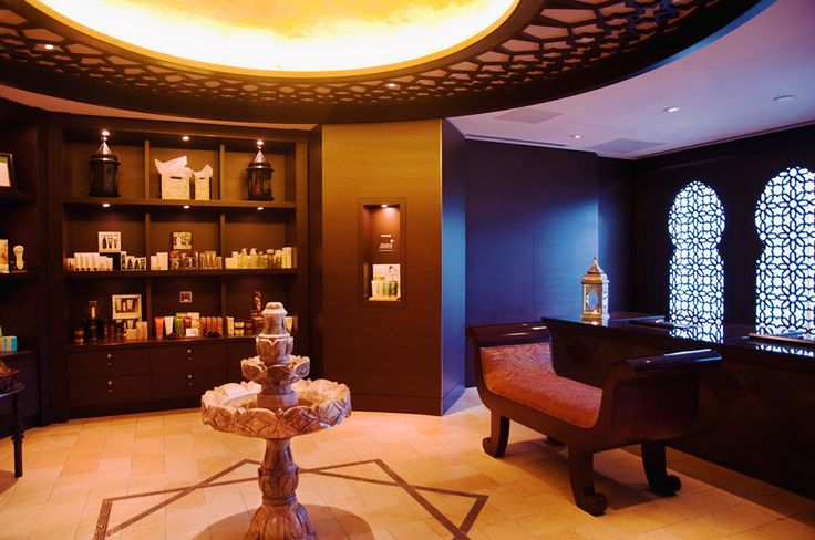 Middle Eastern Luxury at Miraj Hammam Spa by Caudalie at Toronto's Shangri-La…