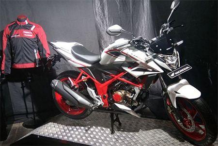Honda CB150R StreetFire Special Edition 2