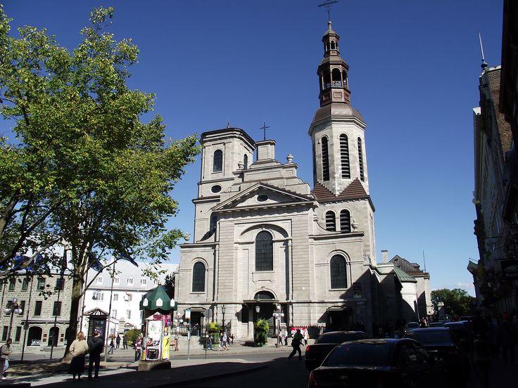 Québec - Basilique Cathédrale Notre-Dame