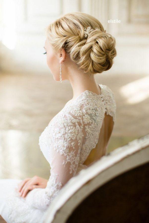 Fantastic hairstyles for weddings Half Updo