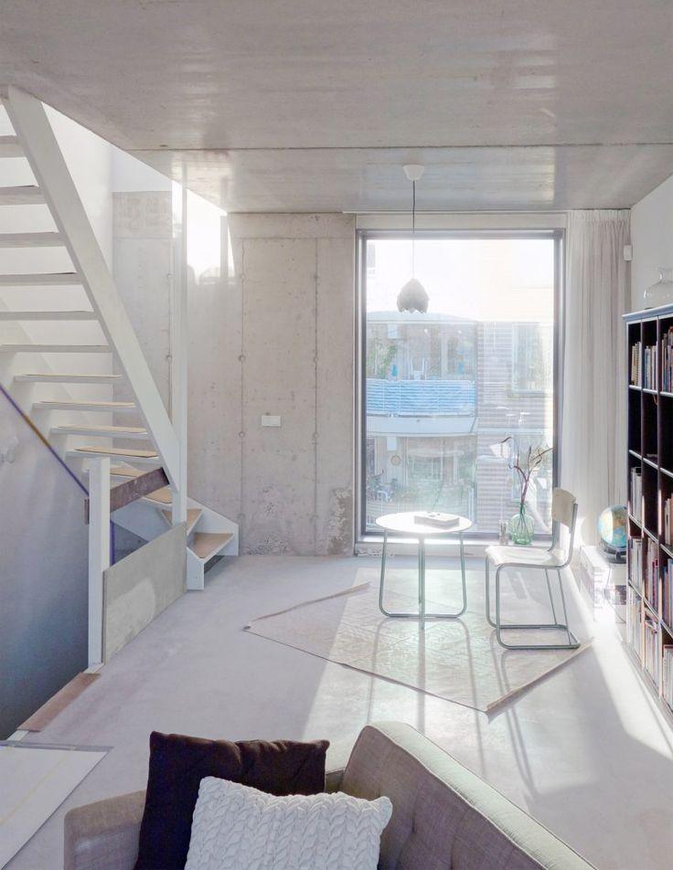 Architectuur Maken uses 15 tonnes of rubble to create Rotterdam house
