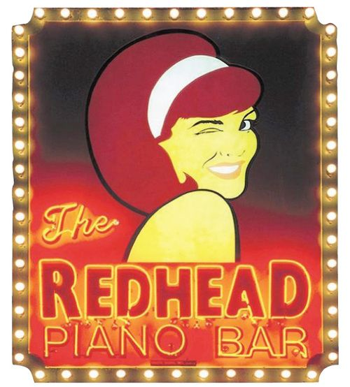 USA - Chicago - The Red Head Piano Bar www.theredheadpianobar.com/  Even Sundays after midnight :-) always a good place to go!